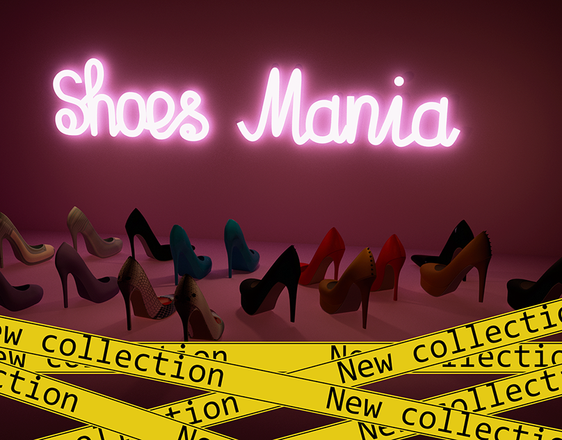 Shoes Mania